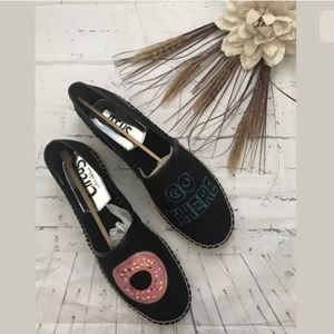 Circus by Sam Edelman Donut Go There Espadrilles